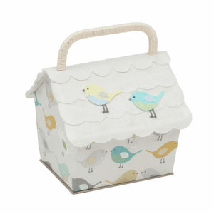 Hobby Gift Bird House Sewing Box - Accessories