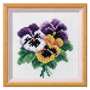 Floral Cross Stitch Kits