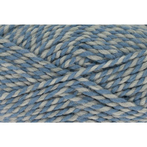 King Cole Timeless Classic Super Chunky Knitting Yarn - Sapphire (4648) - Yarn