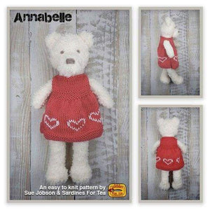 Annabelle Knitting Pattern - Patterns