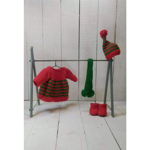 Mary Ann Sardine Elf Outfit - Patterns