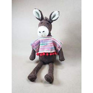 Ned the Donkey Knitting Pattern - Patterns