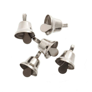 BELLS - CB031S - 10 mm Silver 6 Pack