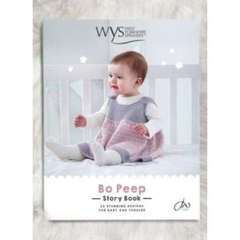 West Yorkshire Spinners Bo Peep Pattern Book - book