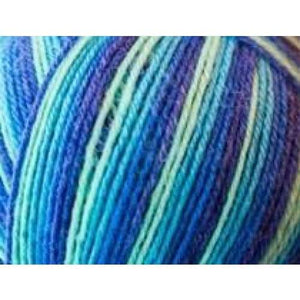West Yorkshire Spinners Signature 4 Ply Cocktail Range - Blue Lagoon (831) - Yarn