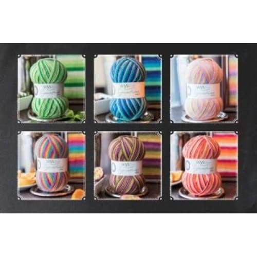 West Yorkshire Spinners Signature 4 Ply Cocktail Range - Yarn