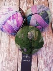 Zauberball Sock Yarns