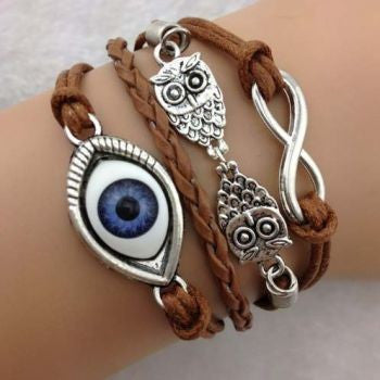Evil Eye Protector - Ashley Jewels