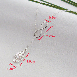 Infinite Luck Pendant - Ashley Jewels - 4