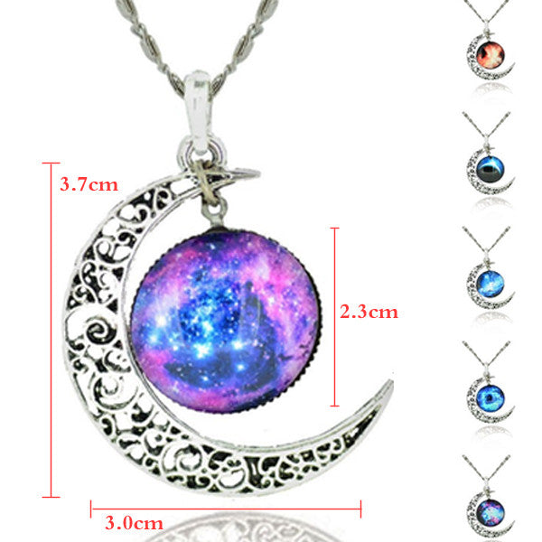 Galaxy Pendant - Ashley Jewels - 8