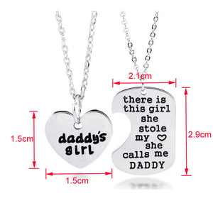 Daddy's Girl Pendant - Ashley Jewels - 3