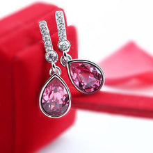 Crystal Teardrop Earring - Ashley Jewels - 3