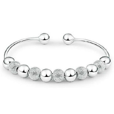 Cute Ball Bracelet - silver - Ashley Jewels - 1