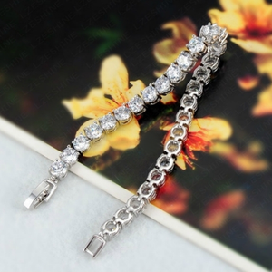 FREE Diamond Eternity Bracelet - Ashley Jewels - 4