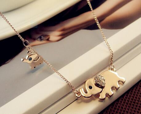 Elephant Family Stroll - Ashley Jewels - 1