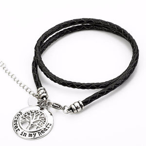 Forever In My Heart - Hand Stamped Bracelet - Ashley Jewels
