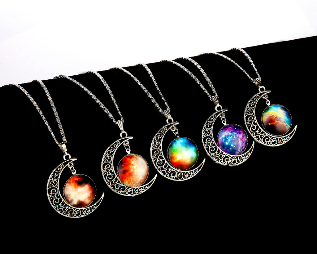 Galaxy Pendant - Ashley Jewels - 2