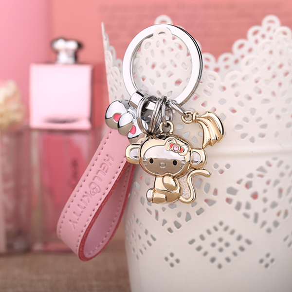 Free Hello Kitty Key Ring - Ashley Jewels - 3