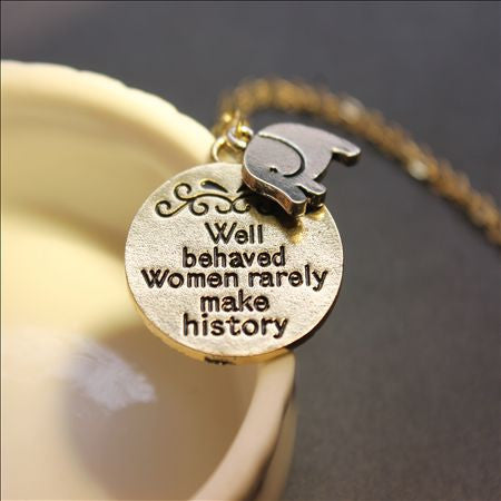 Well Behaved Women Rarely Make History - Ashley Jewels - 4