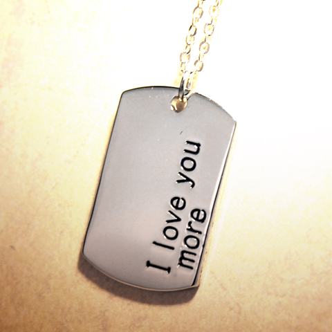 I Love You More - For Men - Ashley Jewels - 2