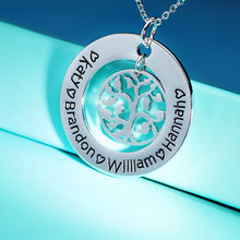 Personalized Tree of Life Pendant - Ashley Jewels - 2