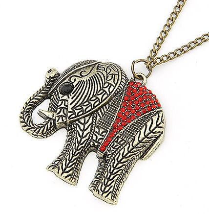 Thailand Elephant Pendant - Ashley Jewels - 2