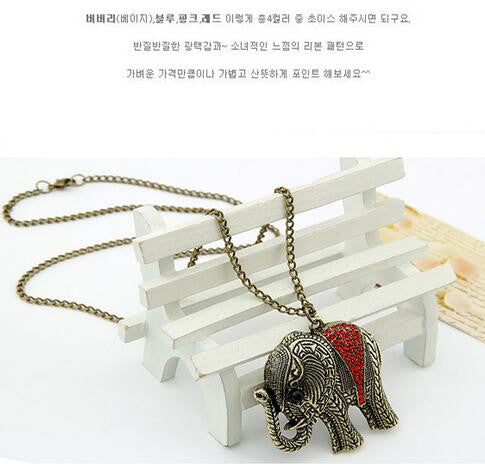 Thailand Elephant Pendant - Ashley Jewels - 3