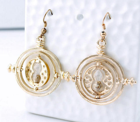 Time Turner Earring - Ashley Jewels - 1