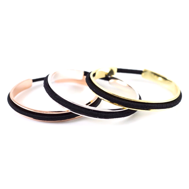 Hair Elastic Holder Bangle – Ashley Jewels 34013bcb1a0