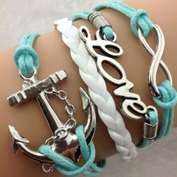 Anchor Love Infinity - Ashley Jewels