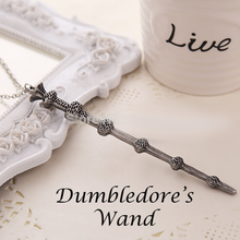 Magical Wand Necklace - Ashley Jewels - 4