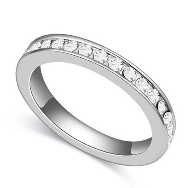 Eternity Band Ring - Ashley Jewels