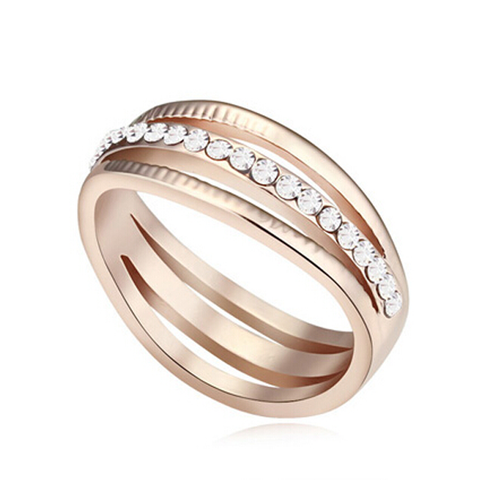 Elegant Love Eternity Ring - Ashley Jewels