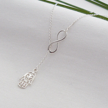 Infinite Luck Pendant - Ashley Jewels - 2