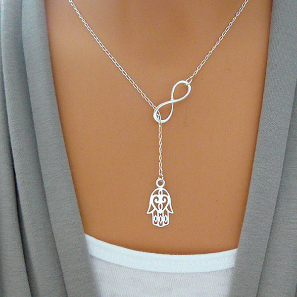 Infinite Luck Pendant - Ashley Jewels - 1