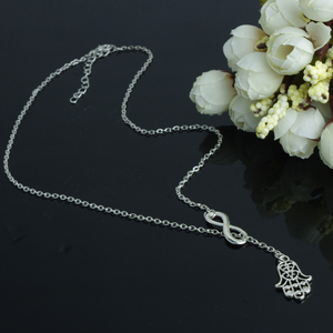 Infinite Luck Pendant - Ashley Jewels - 3