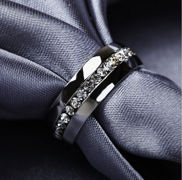 Eternity Ring - Ashley Jewels - 3