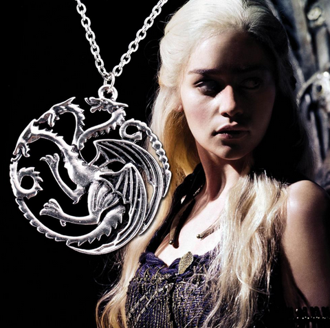 Game of Thrones Pendant - Ashley Jewels - 1
