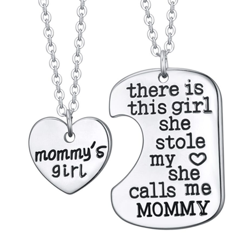 Mommy's Girl Pendant - Ashley Jewels - 1