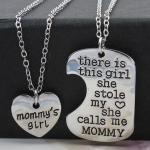 Mommy's Girl Pendant - Ashley Jewels - 2