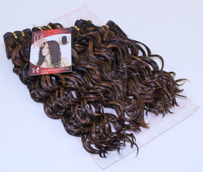 "Beverly Hill's Renaissance Wave 4 Pieces (8"", 10"", 12"", 14"") - Hair and Accessories Inc"