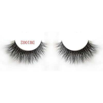 VIP Eyelashes - 3D Real Mink Fur Band - Hair and Accessories Inc