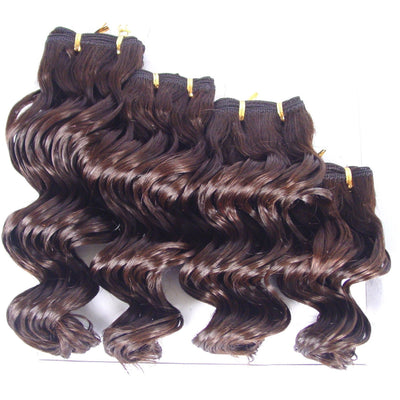 Beverly Hills Collection Deep Wave 4 Pieces (8'', 10'', 12'', 14'') - Hair and Accessories Inc