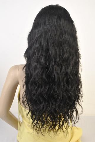 "SWISS LACE 100% VIRGIN HUMAN HAIR LOOSE WAVE TEXTURE. 20"" - Hair and Accessories Inc"