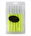 Micro Plastic Needle ( Sold By Dozen) - Hair and Accessories Inc