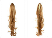 VIP Synthetic Clip-In Extensions / Sapphire 20äó? Style - Hair and Accessories Inc