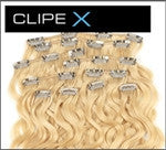 ClipeX System / Silky Straight - Hair and Accessories Inc