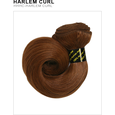 Unique's Human Hair Harlem Curl - Hair and Accessories Inc
