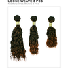 Unique's Kanekalon Loose Weave 3 Piece - Hair and Accessories Inc