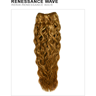 Unique's Human Hair Renessance Wave 14 Inch - Hair and Accessories Inc